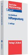 Bild Buch Stiftungssatzung